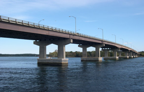waterway bridge